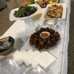 Culinary Hors d'oeuvre spread
