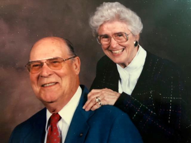 The late Dr. M.W. Wester, Jr. and Dee Dee Wester