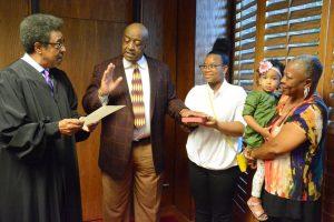 Abdul Rasheed and family