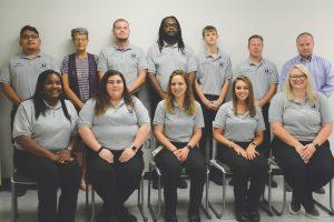 EMT Paramedic graduates