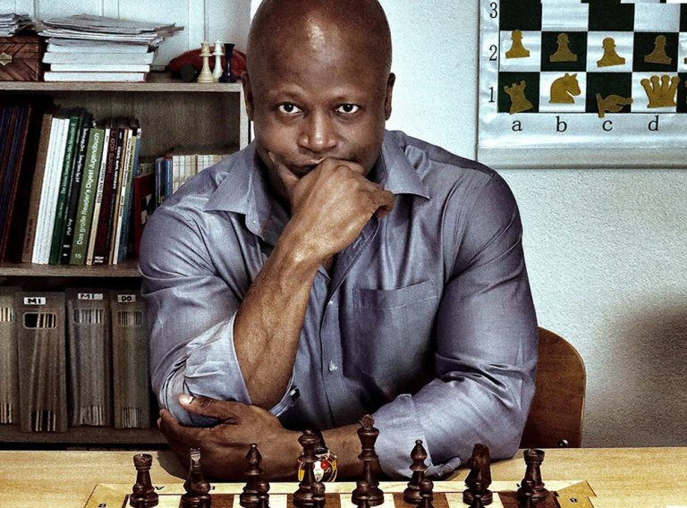 Maurice Ashley - Chess Champion