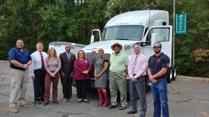 VGCC Staff in front of Truck