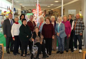 Photo of volunteers at Guild Gift Gallery