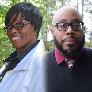 Jeff Allen and Angela Thomas image
