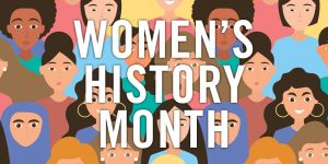 image of Womens History Month
