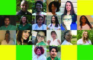 Pictorial collage of ADN 2020 Graduates