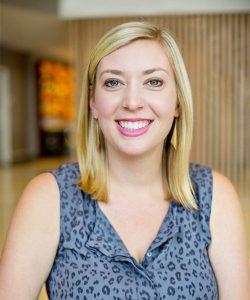Portrait of Kristen Baugham