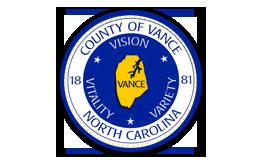 County of Vance Logo