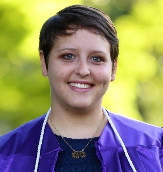 image of Kelsey Faulkner smiling