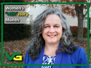 "Photo of Dr. Rachel Desmarais - Women's ""Her""story Month"