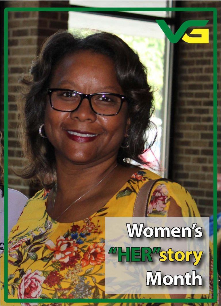"""Angela Gardner-Ragland-Women's """"Her""""story Month"""