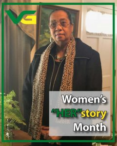 """Photo of Willie Mae Foster-Hill - Women's """"Her""""story Month"""