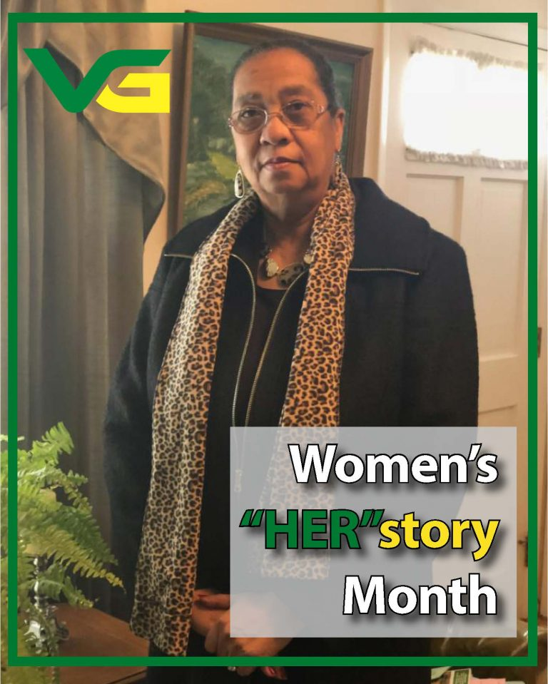 "Photo of Willie Mae Foster-Hill - Women's ""Her""story Month"